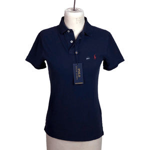 Polo Ralph Lauren XS TP Dark Blue Women's NWT